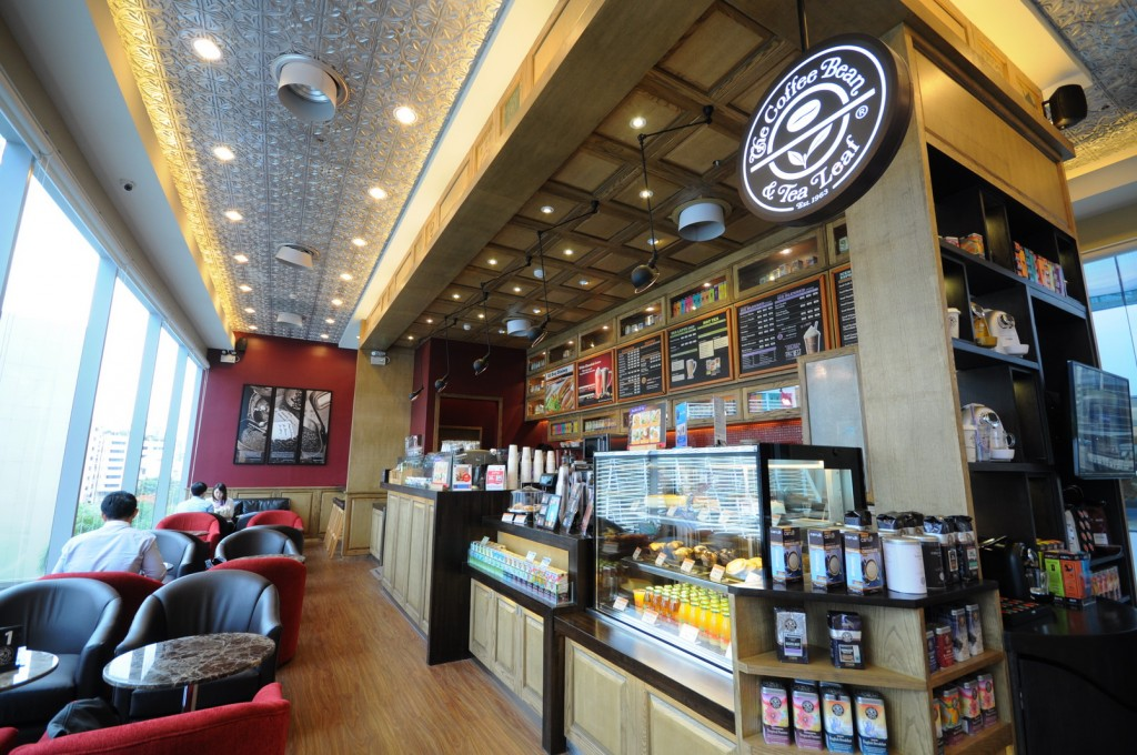 The Coffee Bean & Tea Leaf @Central Embassy1