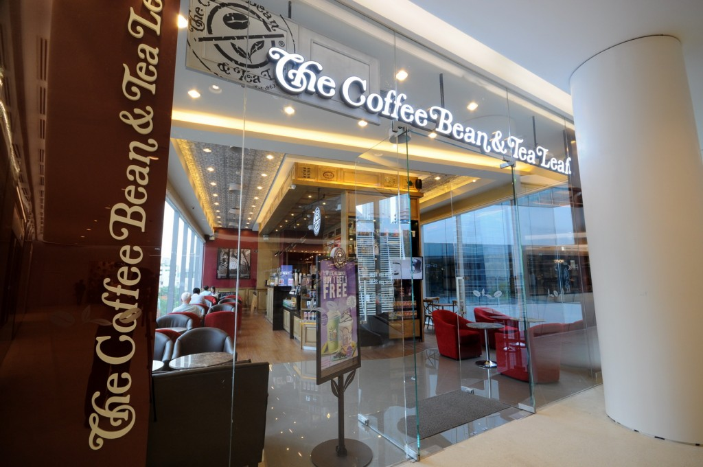 The Coffee Bean & Tea Leaf @Central Embassy4