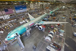 777 Everett Factory