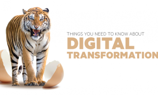 Digital Transformations and Things You need to know