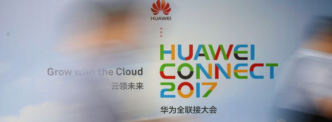 "CIO World Report: Huawei Connect 2017 ""Grow with the Cloud"""