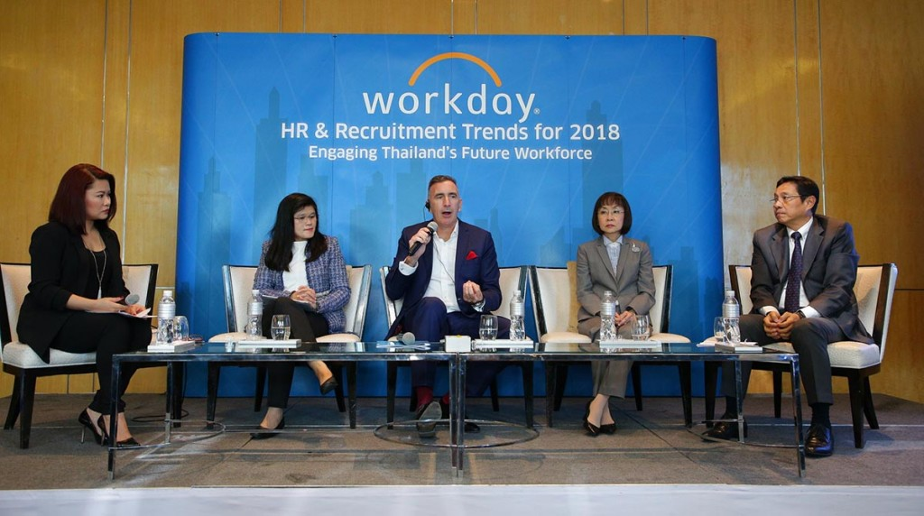 Workday Panel discussion