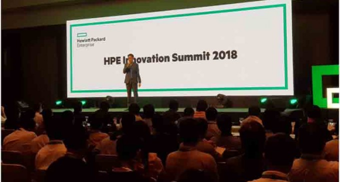 HPE Innovation Summit 2018