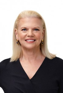 Ginni Rometty, IBM chairman, president and CEO