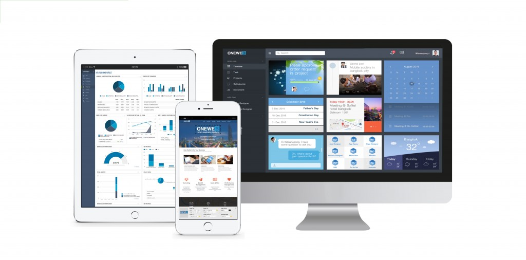 oneweb all in one platform