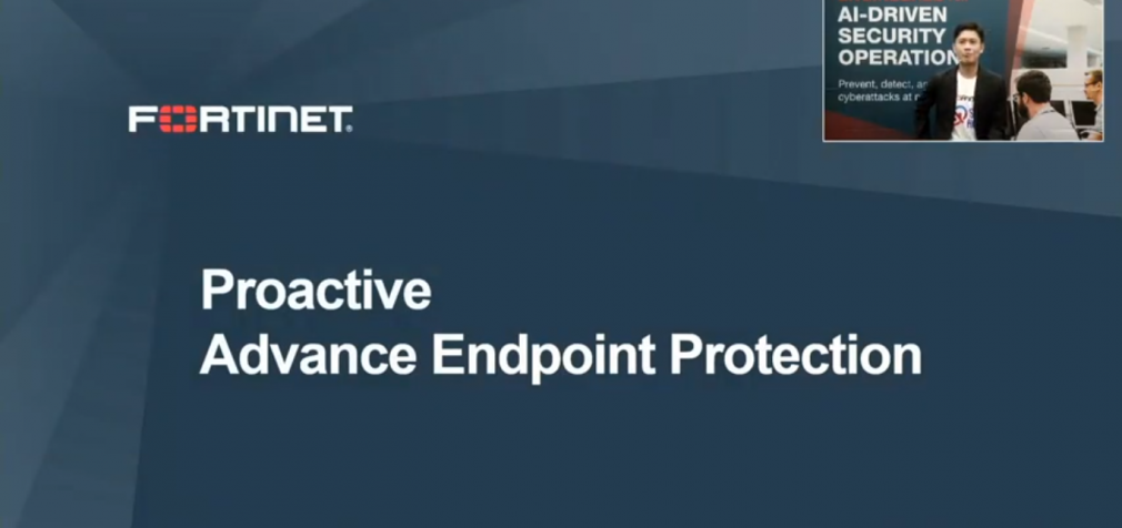 Proactive Advanced Endpoint Protection, Visibility and Control for Critical Assets (คลิปวิดีโอ)