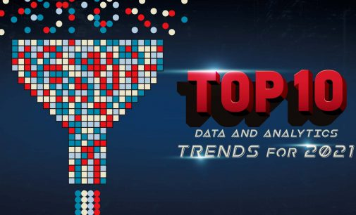 Top 10 Data and Analytics Trends for 2021