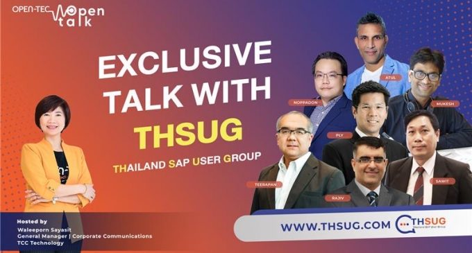 Exclusive Talk with THSUG Thailand SAP User Group